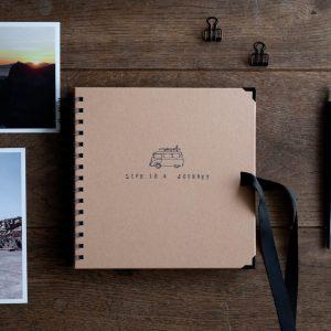 Album na zdjęcia life is journey