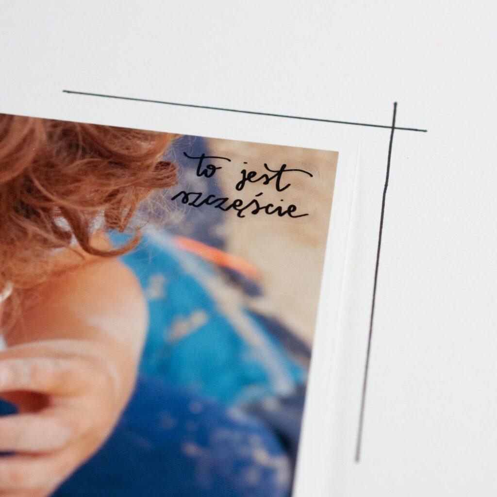 album na zdjęcia inspiracje