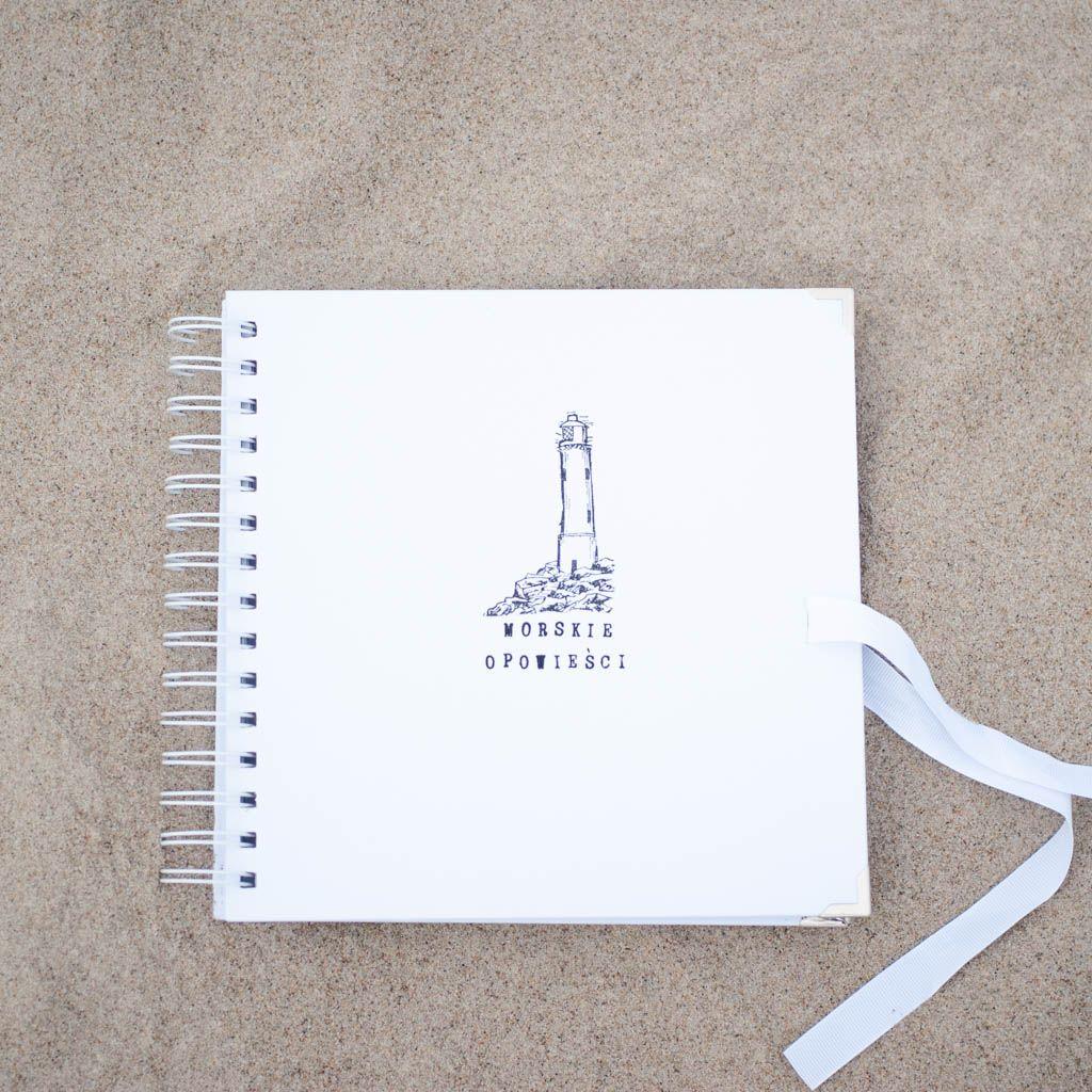 album na zdjęcia morskie opowieści 3
