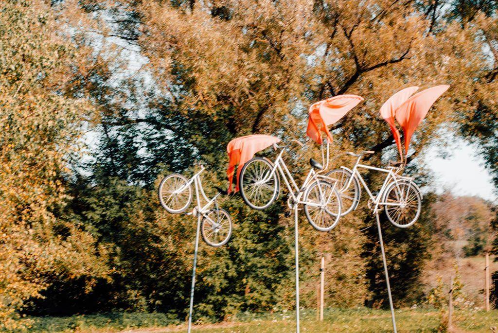 kilka słów o podróżowaniu rowery