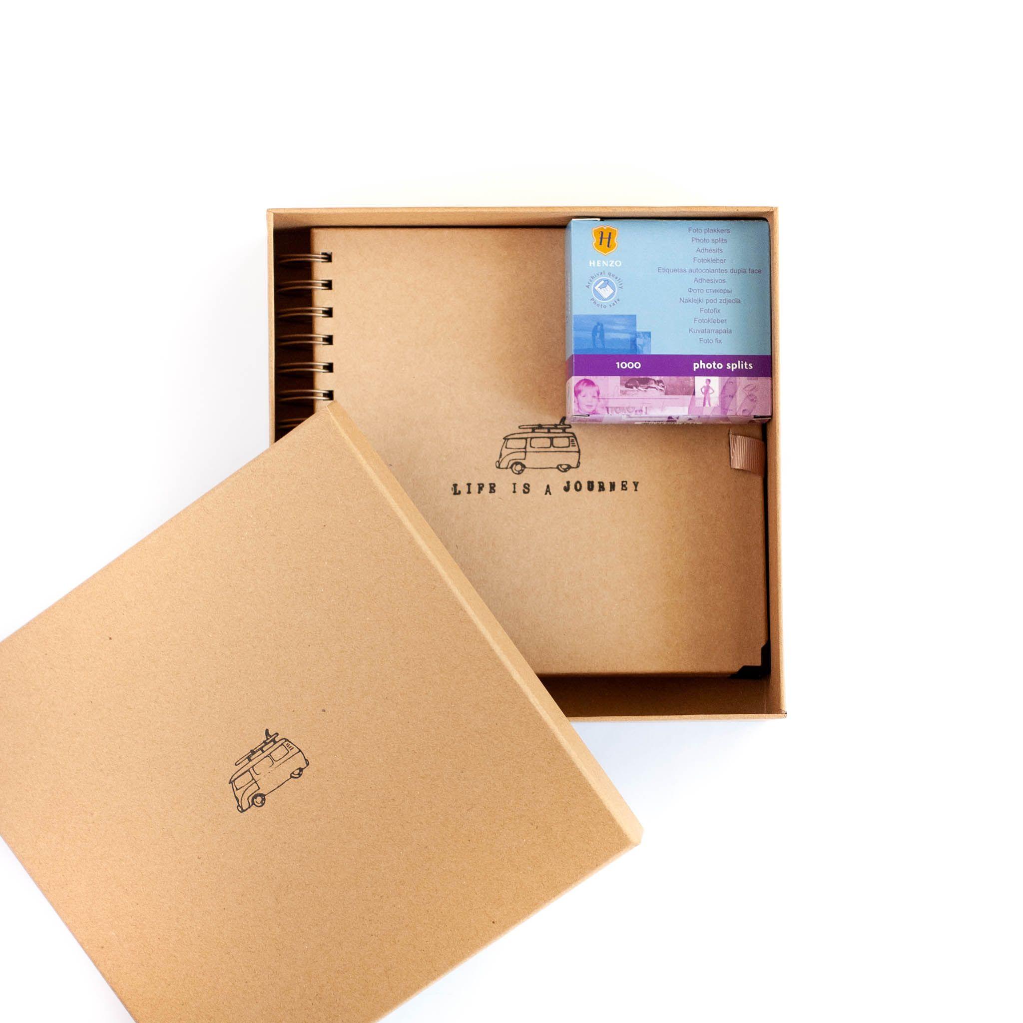 album life is journey w pudełku