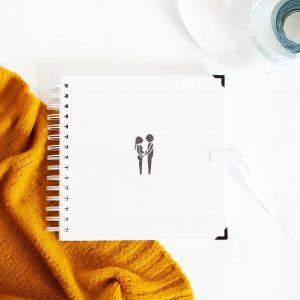Album na zdjęcia ciąża