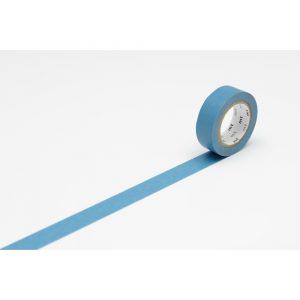 MT washi tapes blue asahanada